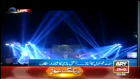 Opening Ceremony of Sindh Festival 2014