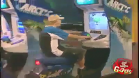 Bike Video Game Funny Prank