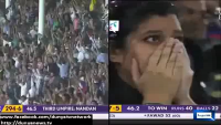Bangladeshi's Cried on Afridi's Dropped Catch by Mushfiqur Rahim