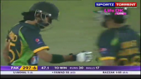 Fawad Alam 2 Sixes & Interview - Must Watch