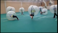 Would You Like To Play Zorb Football