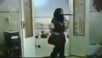 Brave Arabic Girl