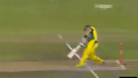 Last Over Classic Win By Australia against South Africa