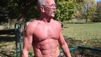Age Is Not An Excuse - 65 Years Old Man