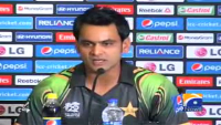 Mohammad Hafeez Wants to Beat India In World Cup T20