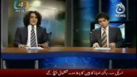 4man Show Most Funny Nadeem Farooq Paracha Report