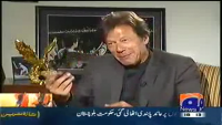 Imran khan Comments on Shahid Afrid - T20 World Cup