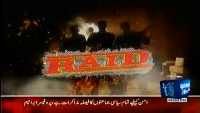 Raid 23rd March 2014 by Ali Hashmi on Sunday at Dawn News