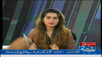 Aakhir Kyun 25th March 2014 by Batool Rajput on Tuesday at News One