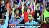 Amazing catch by Tamim Iqbal against West Indies in T20 World Cup 2014