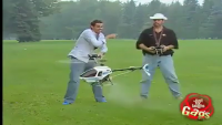 Funny Helicopter Prank