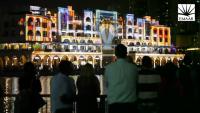 Beautiful Dubai Lights