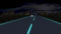 Highways Of Netherlands Glows in the Dark