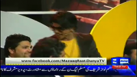 Mazaaq Raat 1st April 2014 by Nauman Ijaz on Tuesday at Dunya News