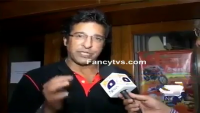 Wasim Akram's message to all Pakistanis about Pakistani Team!