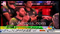 Shahid Afridi's Reactions On Hafeez's Poor Batting World T20 2014