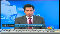 Pakistan Aaj Raat 2nd April 2014 by Shahzad Iqbal on Wednesday at Jaag TV