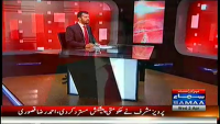 News Hour 2nd April 2014 by Osama Ghazi on Wednesday at Samaa News