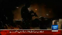 Raid 6th April 2014 by Ali Hashmi on Sunday at Dawn News