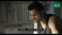 Virat Kohli - Before and After the Match