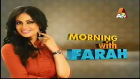 Morning With Farah 8th April 2014