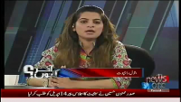 Aakhir Kyun 8th April 2014 by Batool Rajput on Tuesday at News One