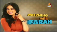 Morning With Farah 9th April 2014