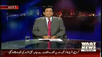 Insight 12th April 2014 by Saleem Bukhari on Saturday at Waqt News