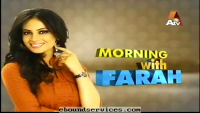 Morning With Farah 16th April 2016