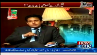 Bisaat 18th April 2014 by Nasir Habib on Friday at News One