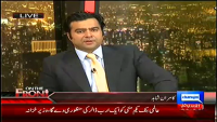 On The Front 21th April 2014 by Kamran Shahid on Monday at Dunya News