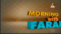 Morning With Farah 24th April 2014