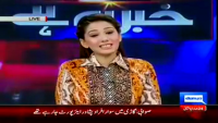 Khabar Ye Hai 25th April 2014 by Rauf Klasara, Saeed Qazi and Shazia Zeeshan on Friday at Dunya News