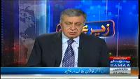 Zer e Behas 27th April 2014 by Arif Nizami on Sunday at Samaa News