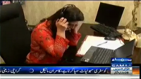 Court Number 5 28th April 2014 by Amina Kabir on Monday at Samaa News TV