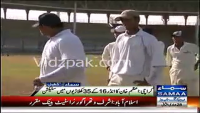 Over Weight Son of Moin Khan is Selected in Under 16