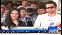 Veena Malik Retune Back To Pakistan After 3 Years