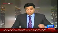 On The Front 7th May 2014 by Kamran Shahid on Wednesday at Dunya News