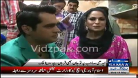 Veena Malik Offers to Donate Her Kidney To Abdul Sattar