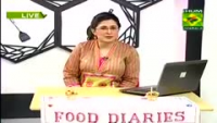 Food Diaries 14th May 2014