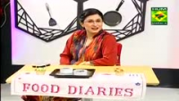 Food Diaries 8th May 2014