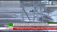 Earthquake 8.9 & Tsunami hits Japan