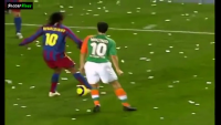 Ronaldinho With Some Magic