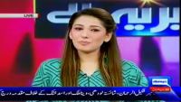Khabar Ye Hai 30th May 2014 by Rauf Klasara, Saeed Qazi and Shazia Zeeshan on Friday at Dunya News