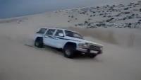Desert Car Racing in Dubai