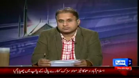 Khabar Ye Hai 3rd June 2014 by Rauf Klasara, Saeed Qazi and Shazia Zeeshan on Tuesday at Dunya News