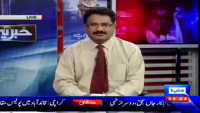 Khabar Ye Hai 6th June 2014 by Rauf Klasara, Saeed Qazi and Shazia Zeeshan on Friday at Dunya News