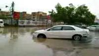 Effects of Heavy Rain in Karachi on 18 July 2009