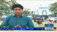 Hum Log 21st June 2014 by Ali Mumtaz on Saturday at Samaa News TV