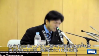 Crazy Video Of A Politician Weeping During Press Conference Gone Viral In Japan